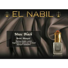 Parfum El Nabil : Musc Black (Homme)