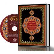 Le Noble Coran Français-Arabe-Phonétique avec CD