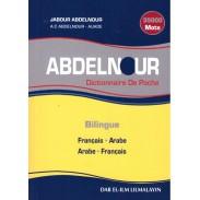 Dictionnaire AbdelNour de poche Bilingue