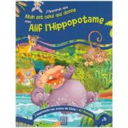 J'apprends que Allah est celui qui donne avec Alif l'hippopotame