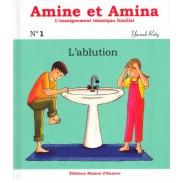 Amine et Amina - n°1 : L'ablution