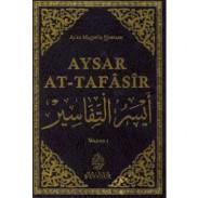 "Aysar At-Tafâsîr "" Commentaire du Coran "" - 3 volumes"