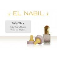 Parfum El Nabil : Baby Musc (Enfant)