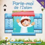 CD Parle-moi de l'Islam (Avec musique) - Pixelgraf et famille musulmane -