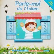 CD Parle-moi de l'Islam (Sans musique) - Pixelgraf et famille musulmane -