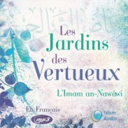Les Jardins des Vertueux - CD MP3 français