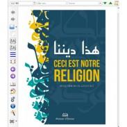 Ceci est notre religion - Format eBook