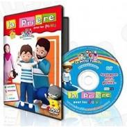 dvd la prière pour les petits, dessin animé 3D