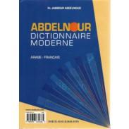 Dictionnaire  Abdel-Nour Moderne - Arabe/Français