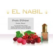 Parfum El Nabil : Fruit D'Orient (Femme/mixte)