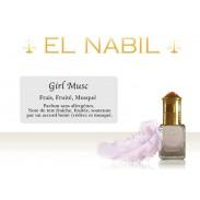 Parfum El Nabil : Girl Musc (Enfant)