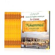 Pack : Histoires des Prophètes racontées par le Coran (9 Tomes)