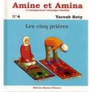 Amine et Amina - n°4 : Les cinq prières