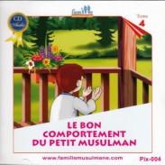 CD Le petit Hicham 4 le bon comportement du petit musulman