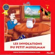 CD Le petit Hicham 1 Les invocations du petit musulman