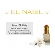 Parfum El Nabil : Musc El Body (Femme/mixte)