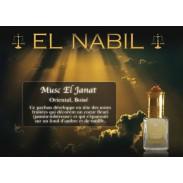 Parfum El Nabil : Musc El Janat (Femme/mixte)