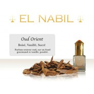 Parfum El Nabil :Oud Orient (Homme)