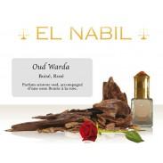 Parfum El Nabil : Oud Warda  (Homme)