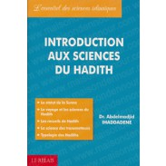 Introduction aux sciences du hadith