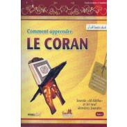 Comment apprendre le Coran Tome 1