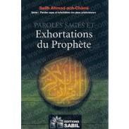 Paroles sages et exhortations du Prophète