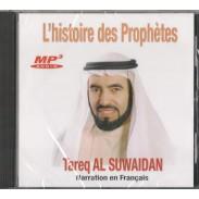 L'histoire des prophètes (CD MP3) - Narration en Français